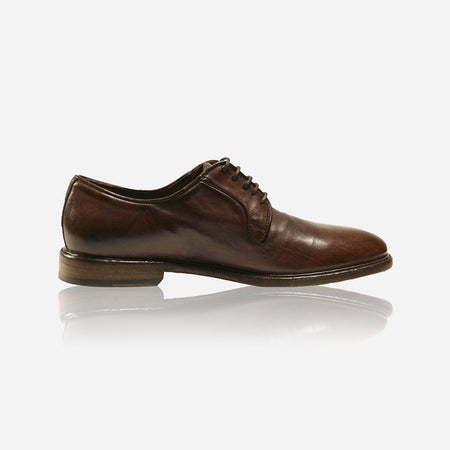 Classic Oxford Shoes, Brown - Jekyll and Hide SA