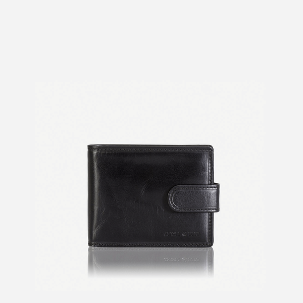 Bifold Wallet With Coin And Tab Closure - Jekyll and Hide SA