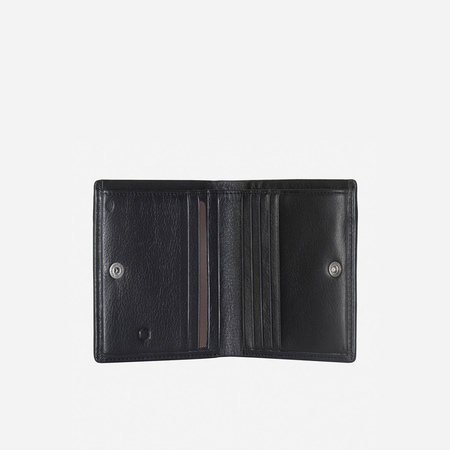 Slim Billfold With Coin,  Black - Jekyll and Hide SA