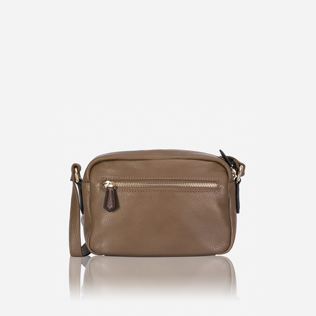 Classic Capri Ladies Crossbody, Two Tone - Jekyll and Hide SA
