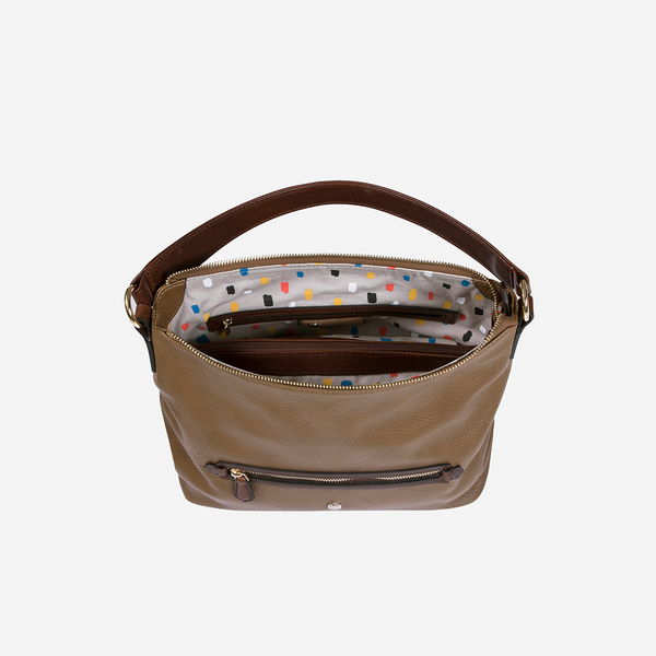 Functional Capri Shopper, Two Tone - Jekyll and Hide SA