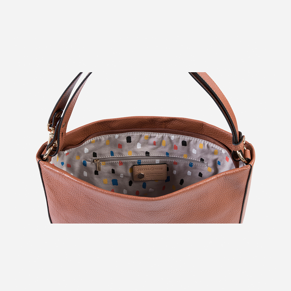 Large Crossbody, Nut - Jekyll and Hide SA