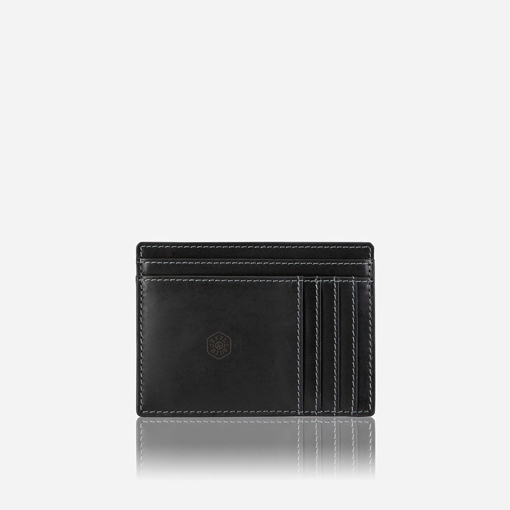 Upright Card Holder, Black - Jekyll and Hide SA