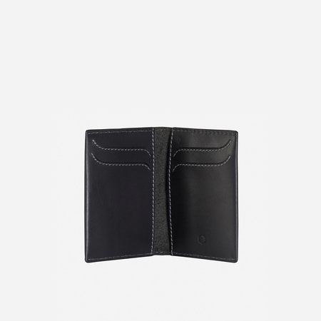 Billfold Card Holder, Black - Jekyll and Hide SA