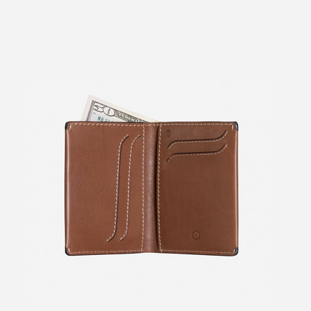 Large Billfold Wallet, Clay - Jekyll and Hide SA