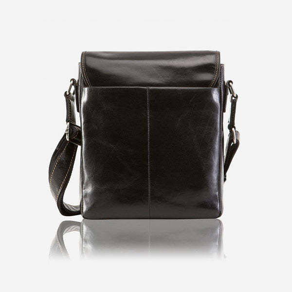 Oxford Crossbody Organiser (Black)