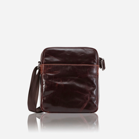 Compact Crossbody Organiser, Tobacco - Jekyll and Hide SA