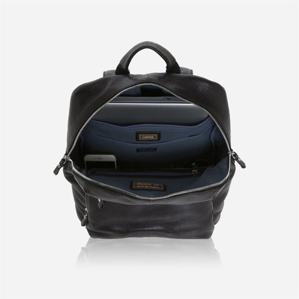 All Ladies Products - Unisex Backpack 40cm, Soft Black