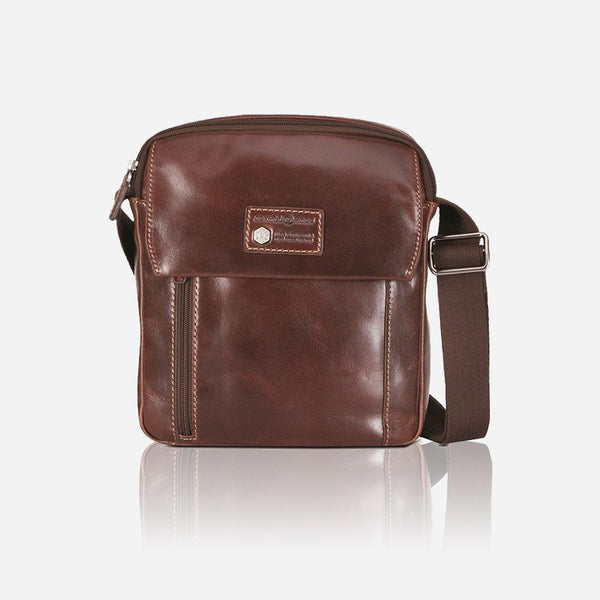 Oxford iPad Crossbody Bag