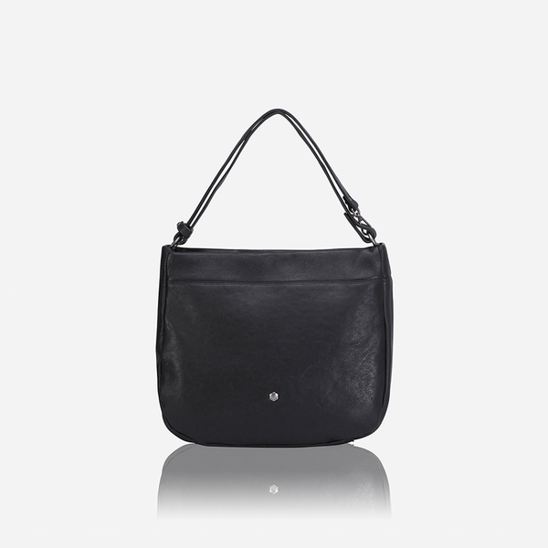 Classic Shopper Tote, Black - Jekyll and Hide SA