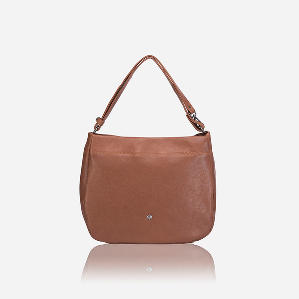 Classic & Slender Shopper Tote, Tan - Jekyll and Hide SA