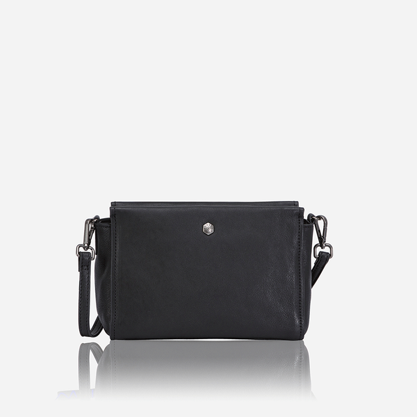 All Ladies Products - Petite & Versatile Crossbody Bag, Black