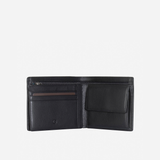 Large Billfold With Coin, Soft Black - Jekyll and Hide SA