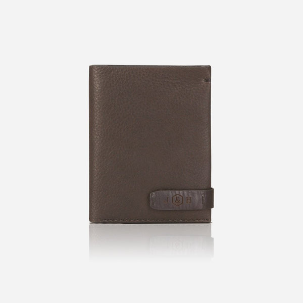 Bi-Fold Coin & Note Wallet