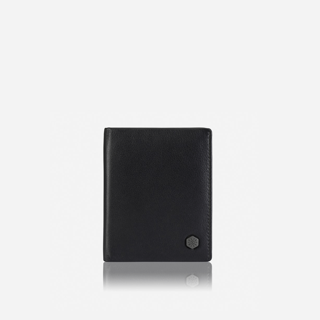 External Note Wallet, Black - Jekyll and Hide SA