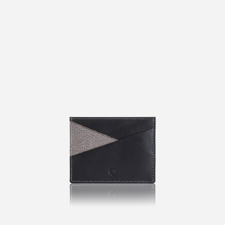Small Ladies Cardholder, Grey - Jekyll and Hide SA