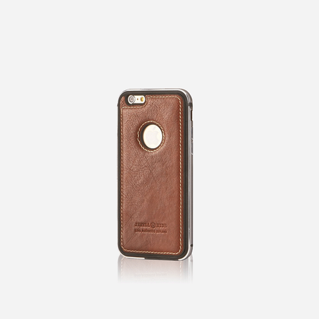Aluminium iPhone 6/6s Protective Case, Coffee - Jekyll and Hide SA