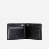 Slim Billfold Card Holder, Black - Jekyll and Hide SA