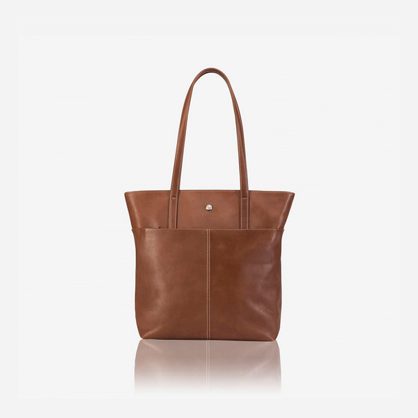Ladies Modern Shopper Handbag, Colt - Jekyll and Hide SA