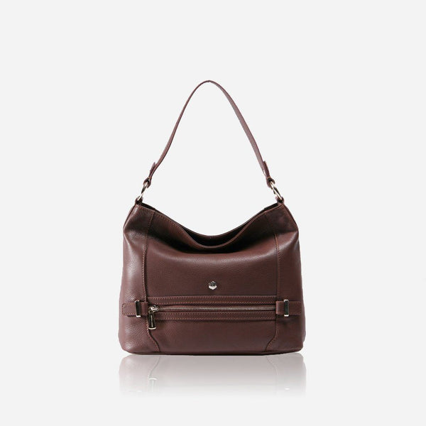 Ladies Handbag (Burgundy)