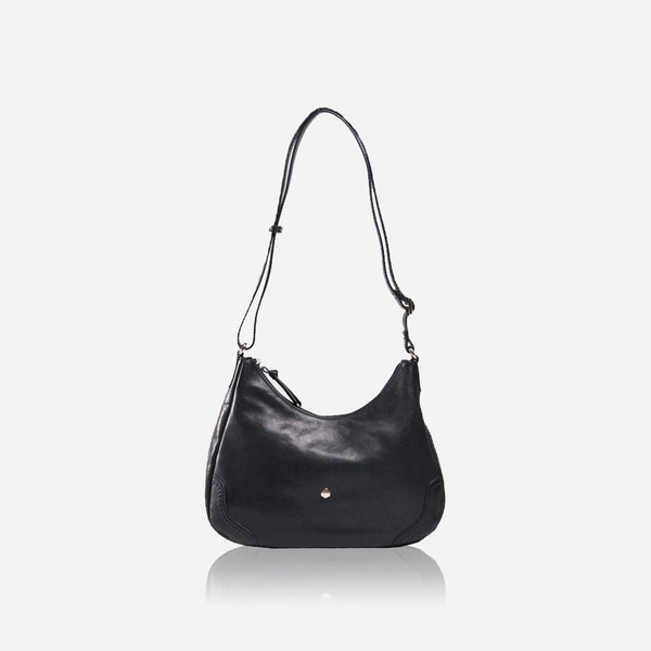 Shoulder Leather Handbag (Adjustable Straps)