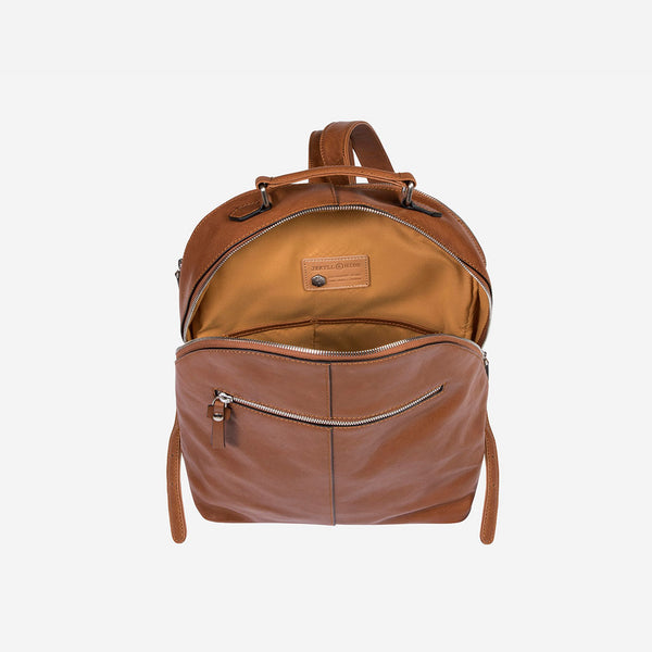 All Ladies Products - Ladies Laptop Backpack 37cm, Tan