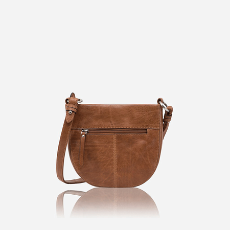Small Cross-Body Bag, Tan - Jekyll and Hide SA