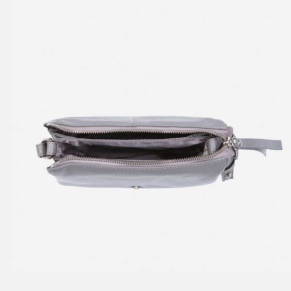 All Ladies Products - Slim Crossbody Bag, Oyster
