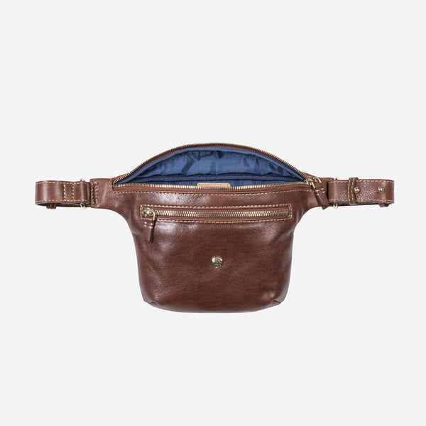 Adjustable Strap Waistbag, Tan - Jekyll and Hide SA