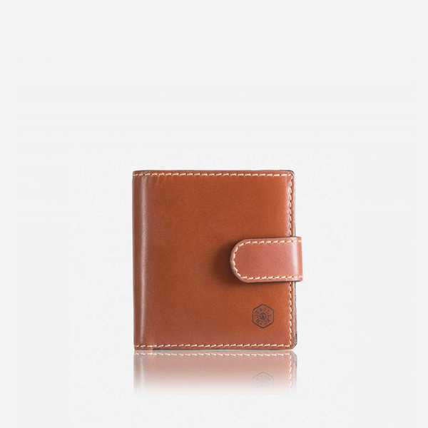 Tri Fold Wallet With Coin And Tab, Clay - Jekyll and Hide SA