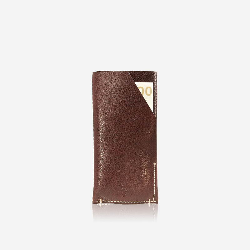 iPhone 6+/7+/8+ Leather Pouch - Jekyll and Hide SA