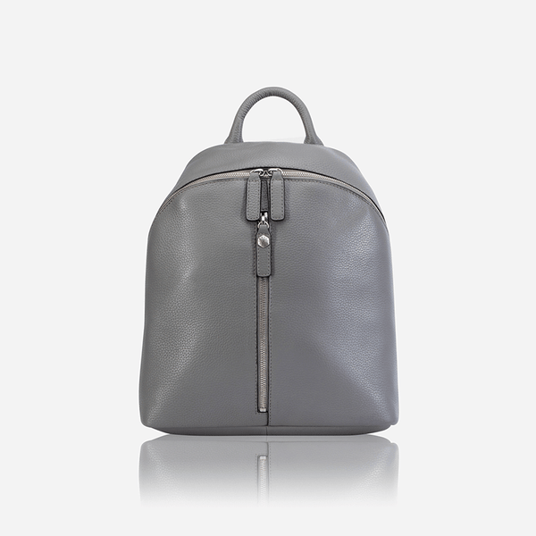 All Ladies Products - Ladies Leather Everyday Backpack, Oyster