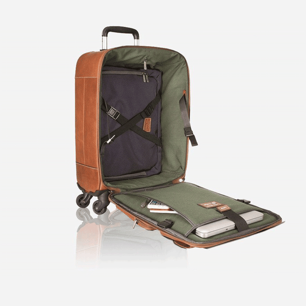 All Mens bags - 4 Wheel Cabin Trolley 47cm, Colt