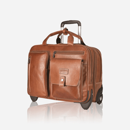 Mobile Cabin Office Bag 44cm, Colt - Jekyll and Hide SA