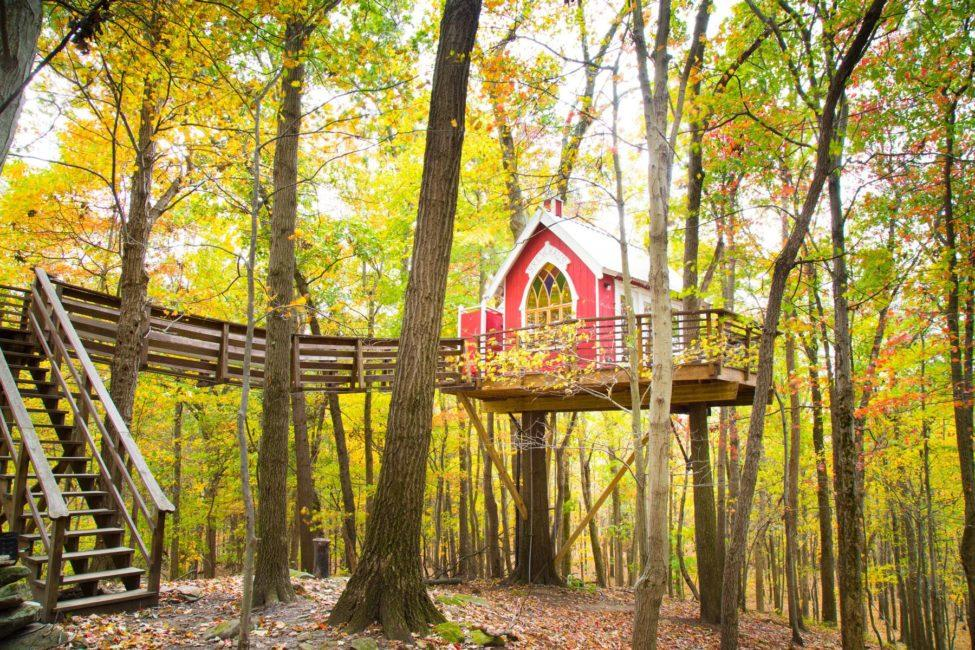Get Your Glamping On This Fall With These Unique Ideas!