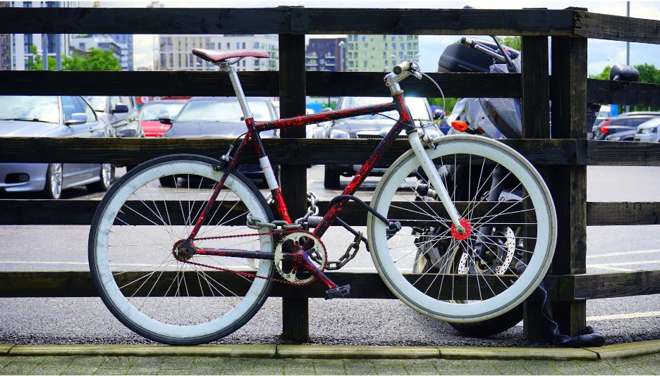 Lock it Up... and Ensure It's There When You Return - Tips on How to Lock Up Your Bike