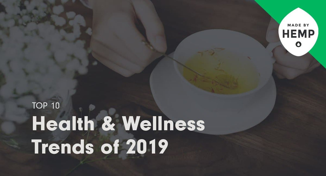 10 Top Health & Wellness Trends this 2019