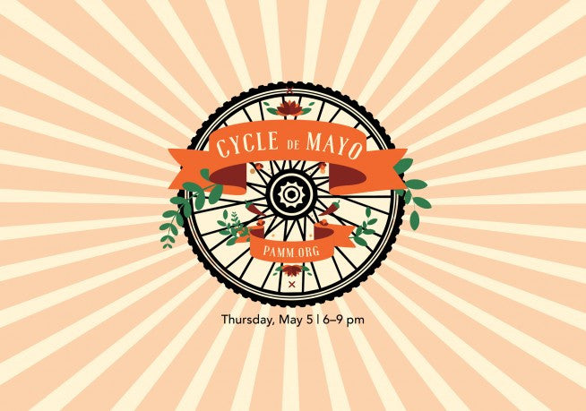 Loco Cycles joins PAMM to promote National Bike Month at Cycle de Mayo