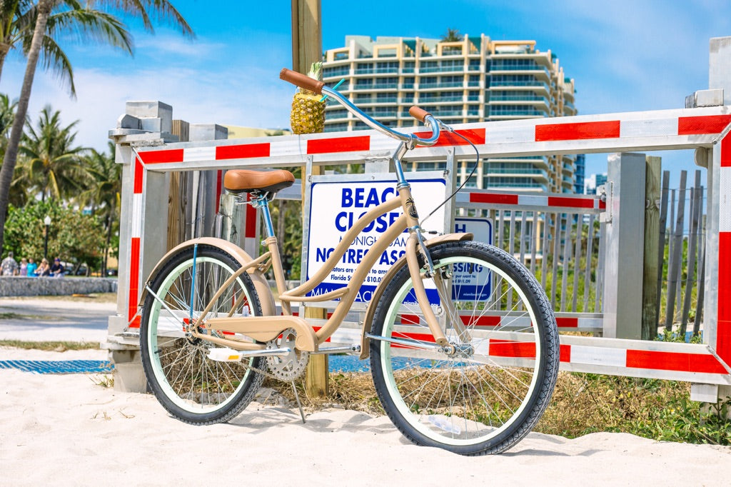 Four Tips to Maintaining Your Bike While Living by the Ocean