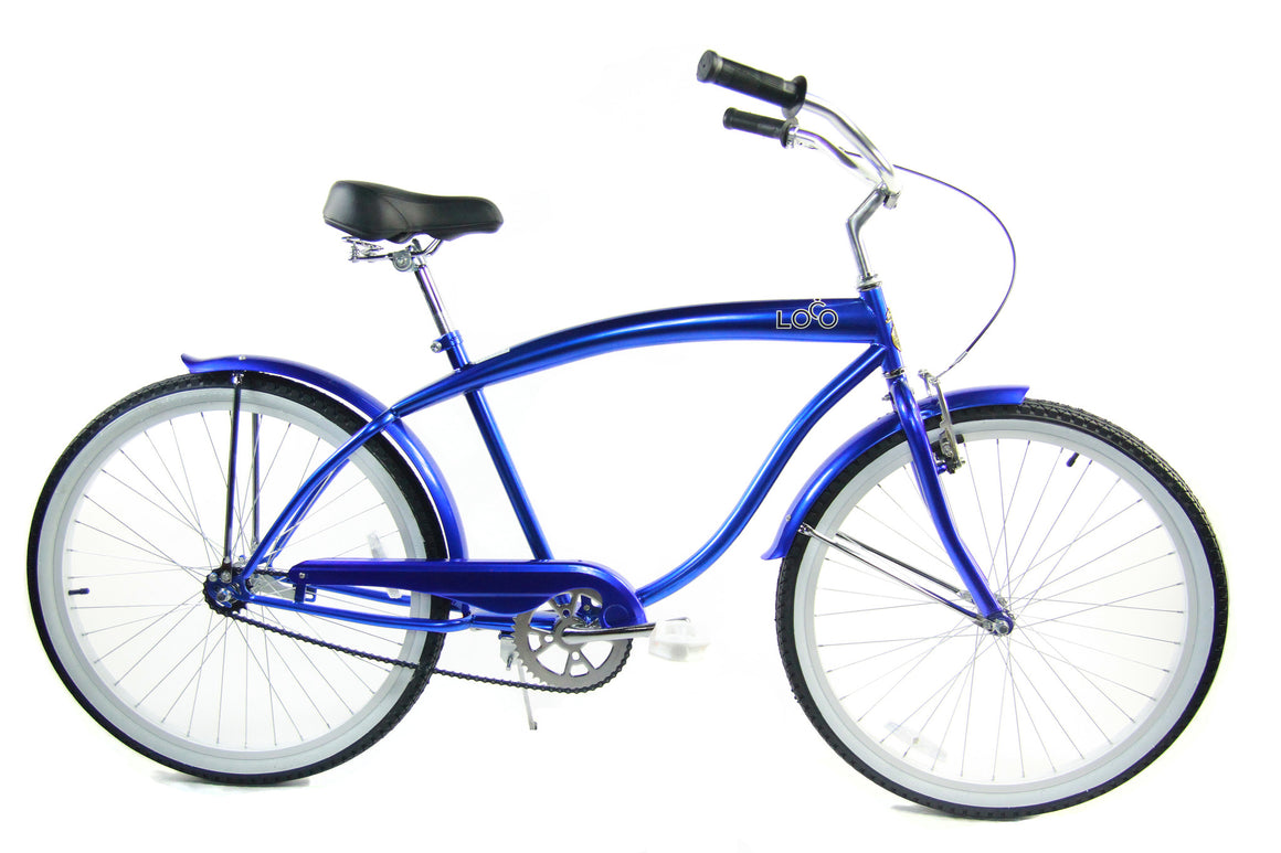 "Mens Beach Cruiser 26""- The Mariner"