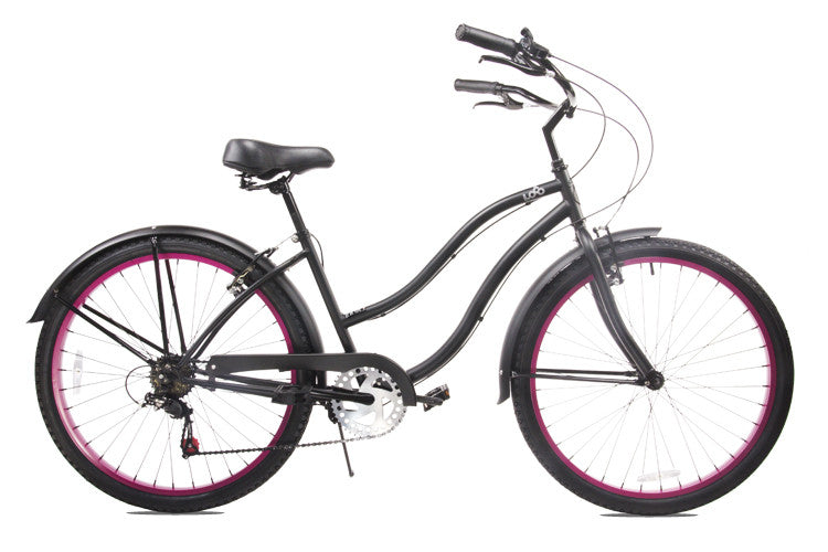 Womens Beach Cruiser - The Vixen