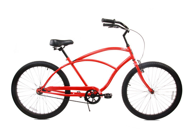 "Mens Beach Cruiser 26"" - The Fuego"