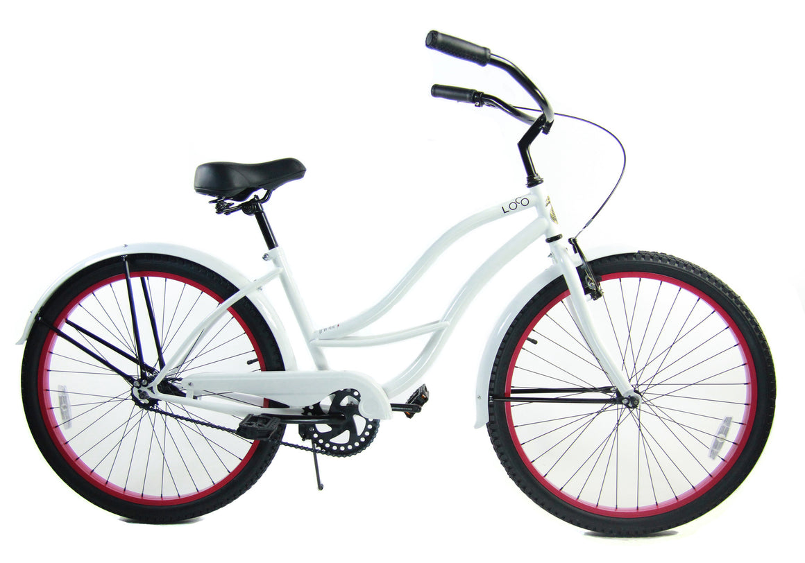 Womens Beach Cruiser - The Madline