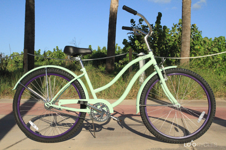Womens Beach Cruiser - The SoBe