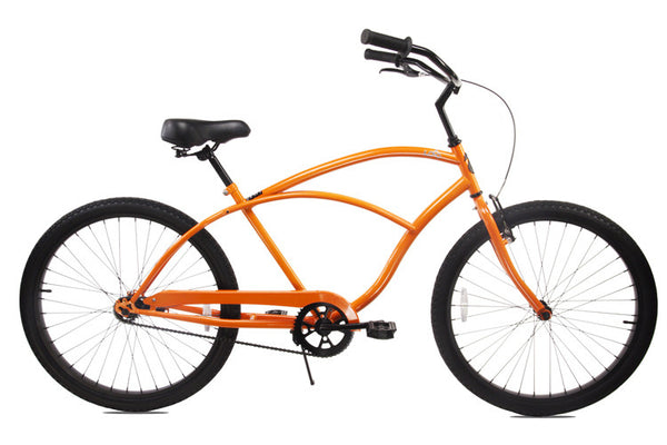 Mens Beach Cruiser 26quot  The Juice  Loco Cycles