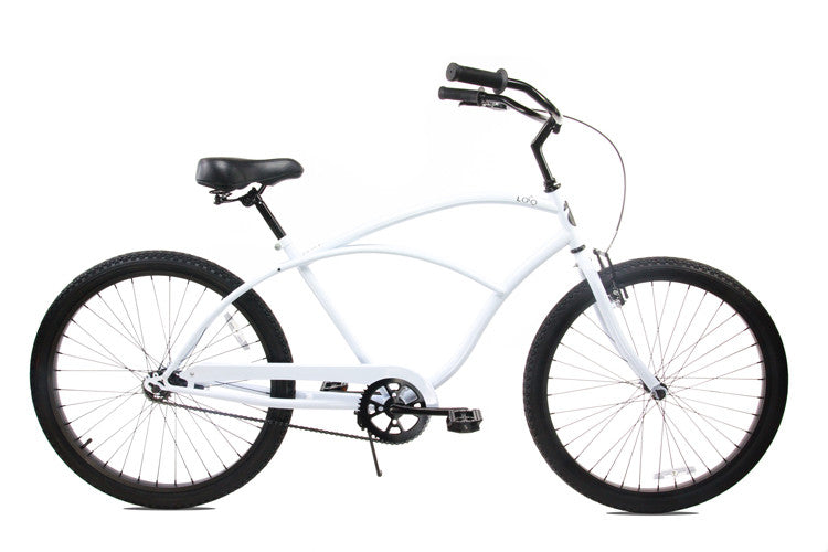 "Mens Beach Cruiser 26"" - The Commuter"
