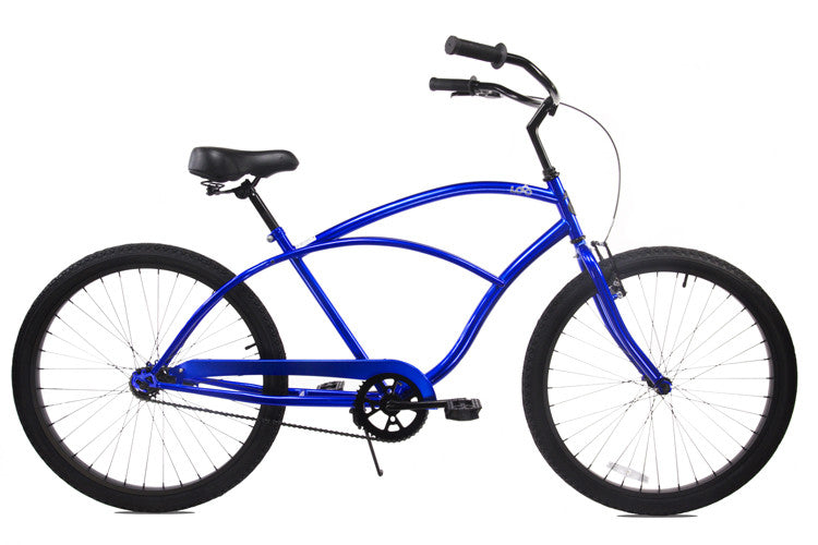 "Mens Beach Cruiser 26"" - The Pacific"
