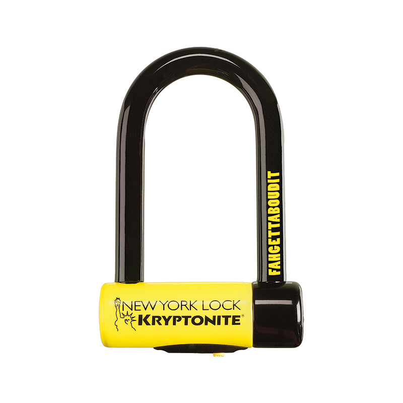 Kryptonite New York Fahgettaboudit Mini U-Lock