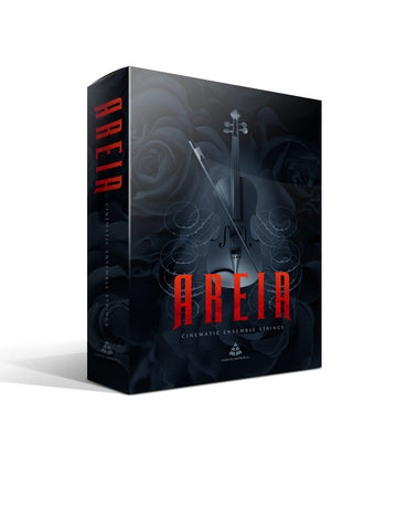 Areia (Cinematic Ensemble Strings for Kontakt Player)