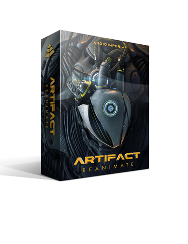 Artifact Reanimate (Modern Trailer Sound Design for Kontakt)